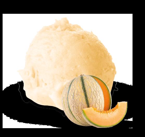 gelato cantalupo - Gallo gelati - Gelato artigianale siciliano