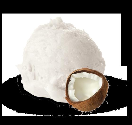 gelato cocco - Gallo gelati - Gelato artigianale siciliano