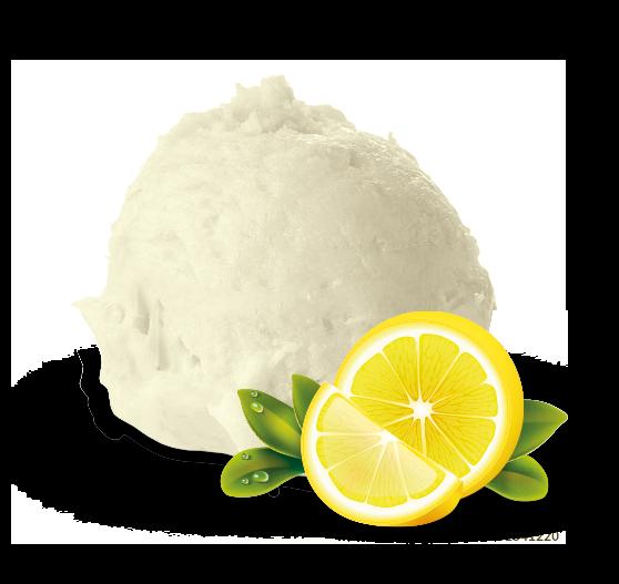 gelato limone - Gallo gelati - Gelato artigianale siciliano