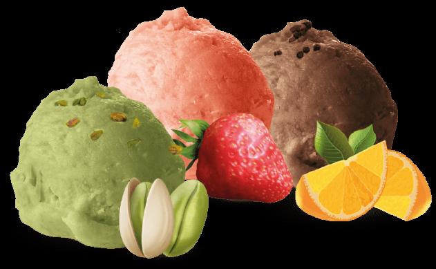 Mantecati gelato siciliano - Gallo Gelati