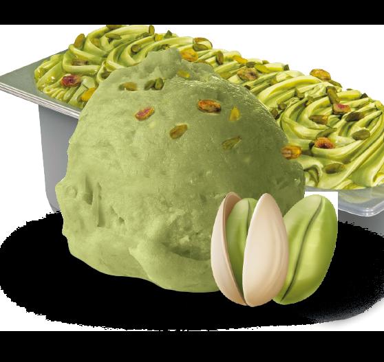 gelato pistacchio - Gallo gelati - Gelato artigianale siciliano