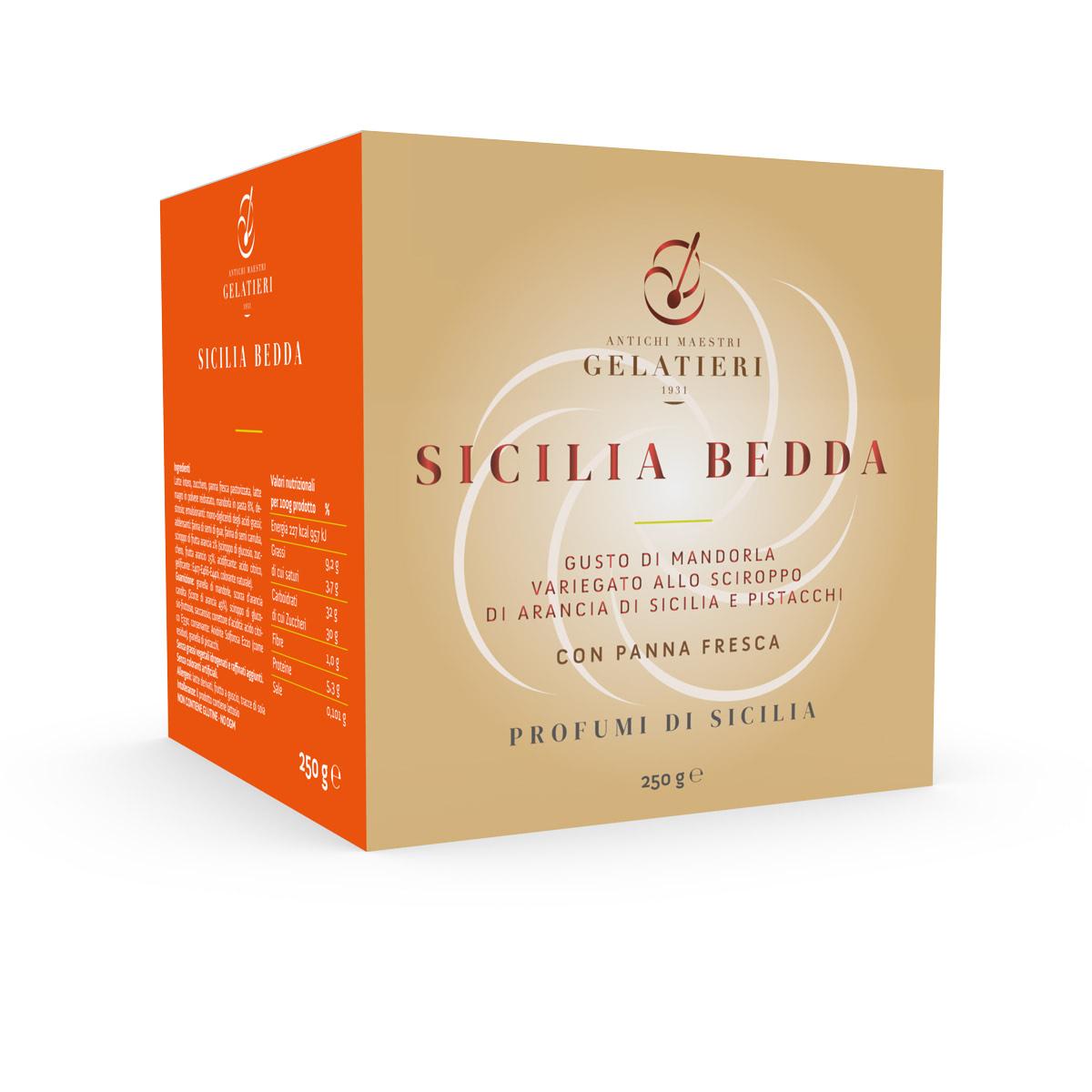 cubotti sicilia bedda - antichi maestri gelatieri