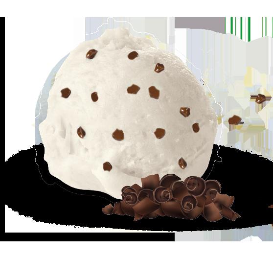 gelato stracciatella - Gallo gelati - Gelato artigianale siciliano