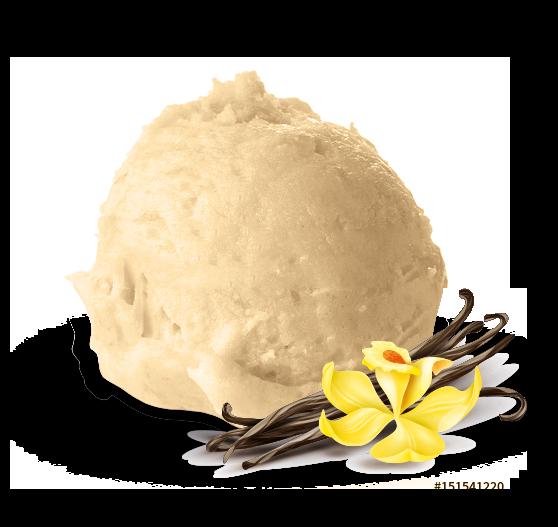 gelato vaniglia - Gallo gelati - Gelato artigianale siciliano